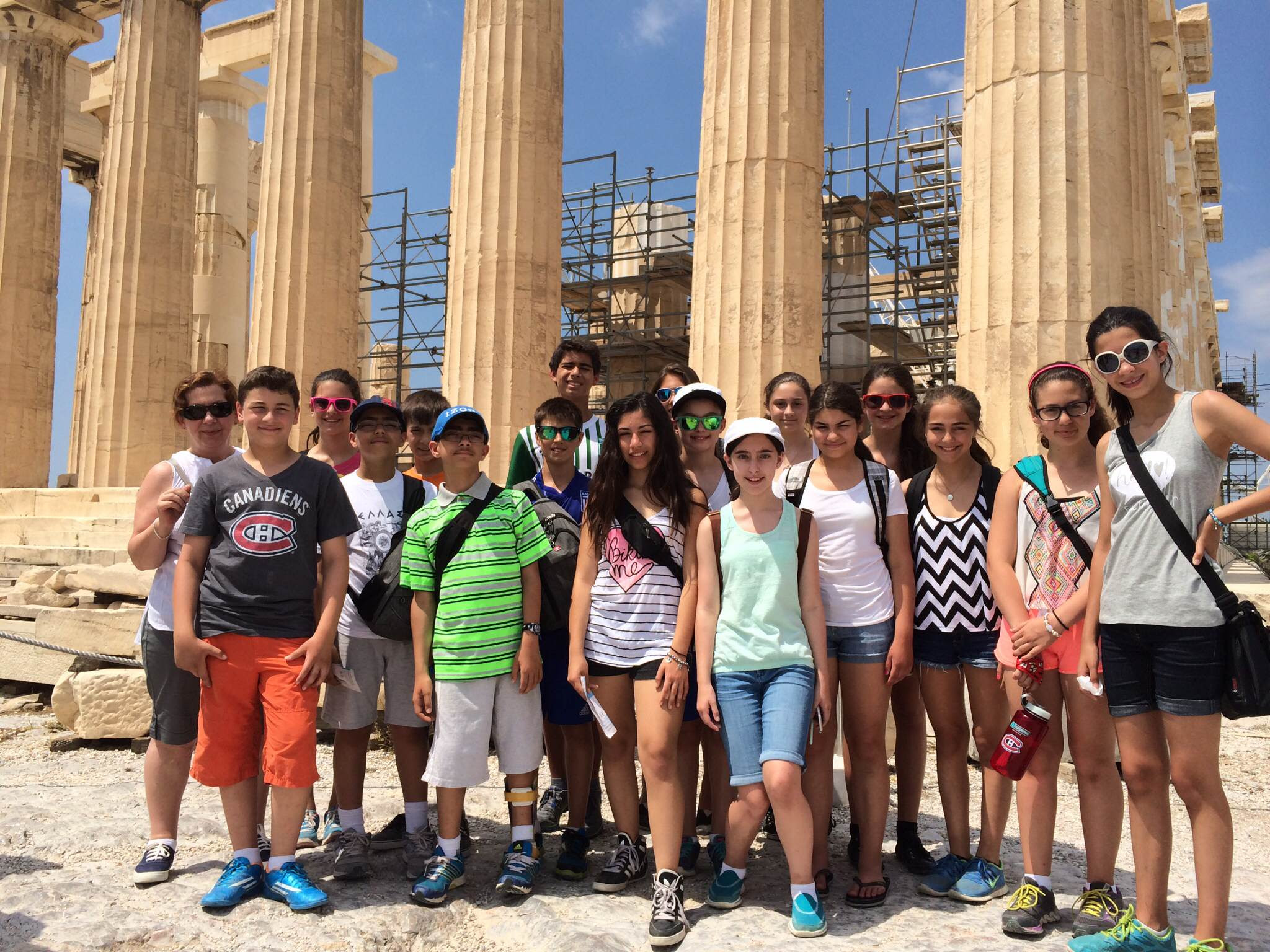 A great trip to Greece