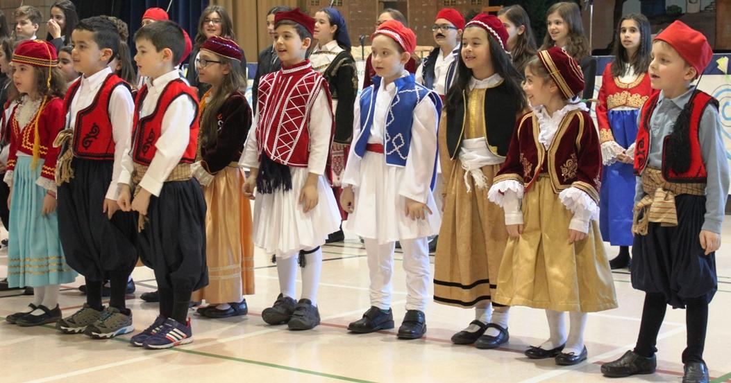 Το Σχολείο Σωκράτης-Δημοσθένης γιορτάζει την εθνική επέτειο
