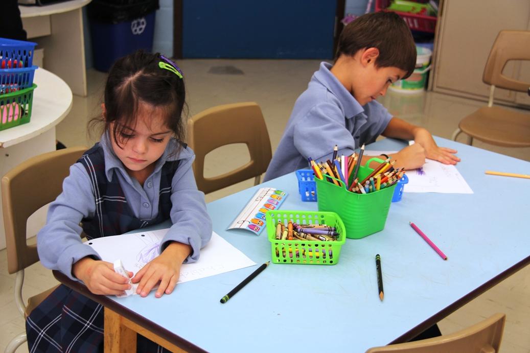 Places in Preschool and Kindergarten
