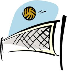 Demosthene students participate in the provincial volleyball tournament