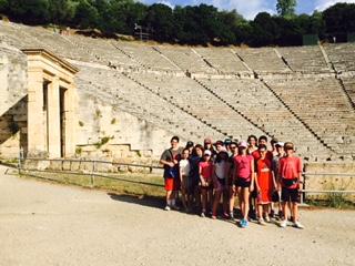 Το μεγάλο ταξίδι στην Ελλάδα