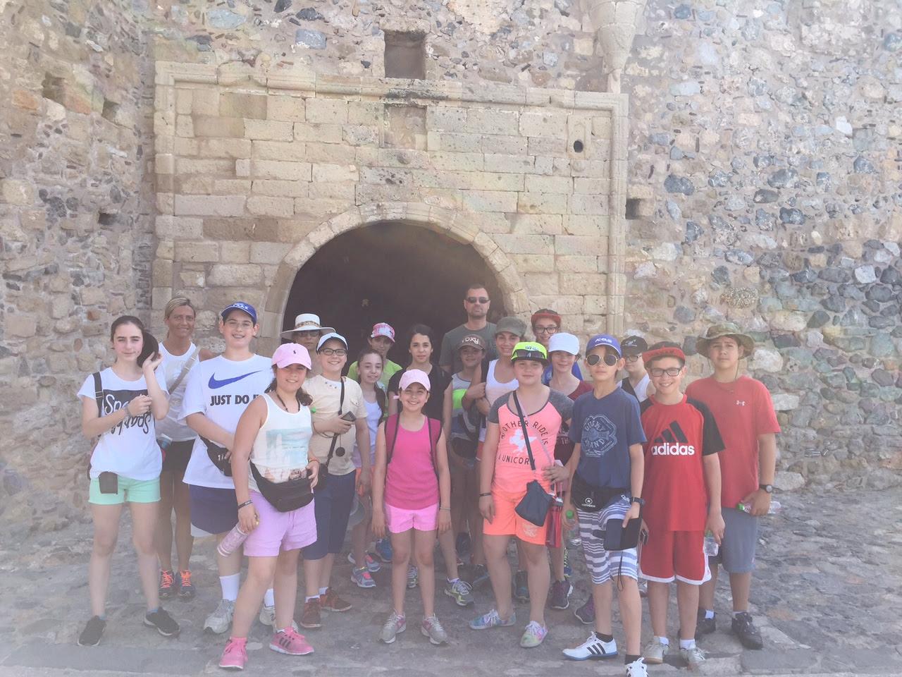 Ταξίδι στην Ελλάδα το 2016 για τους αποφοίτους. Ξἐκινησε!