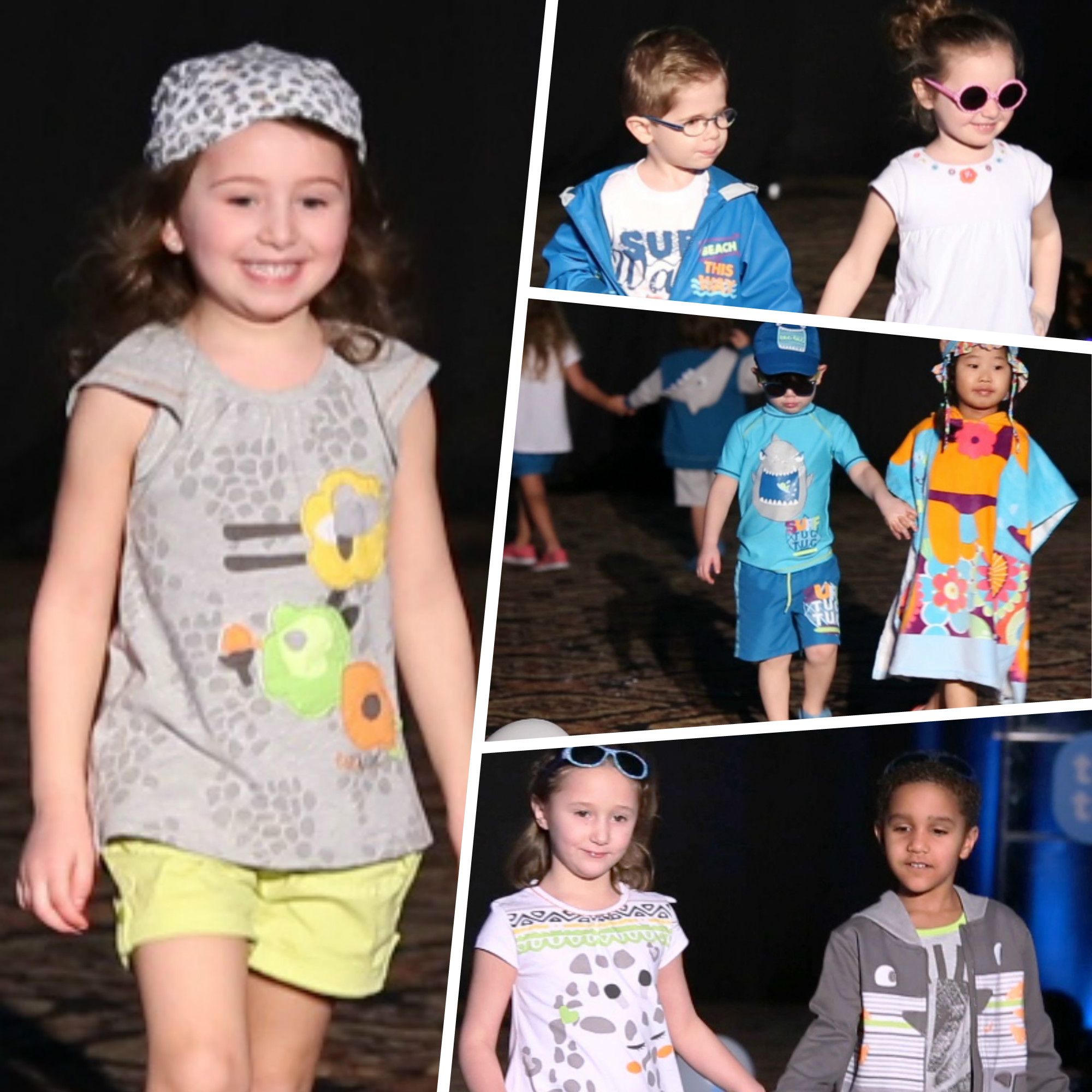 A Fashion Show for Little Ones