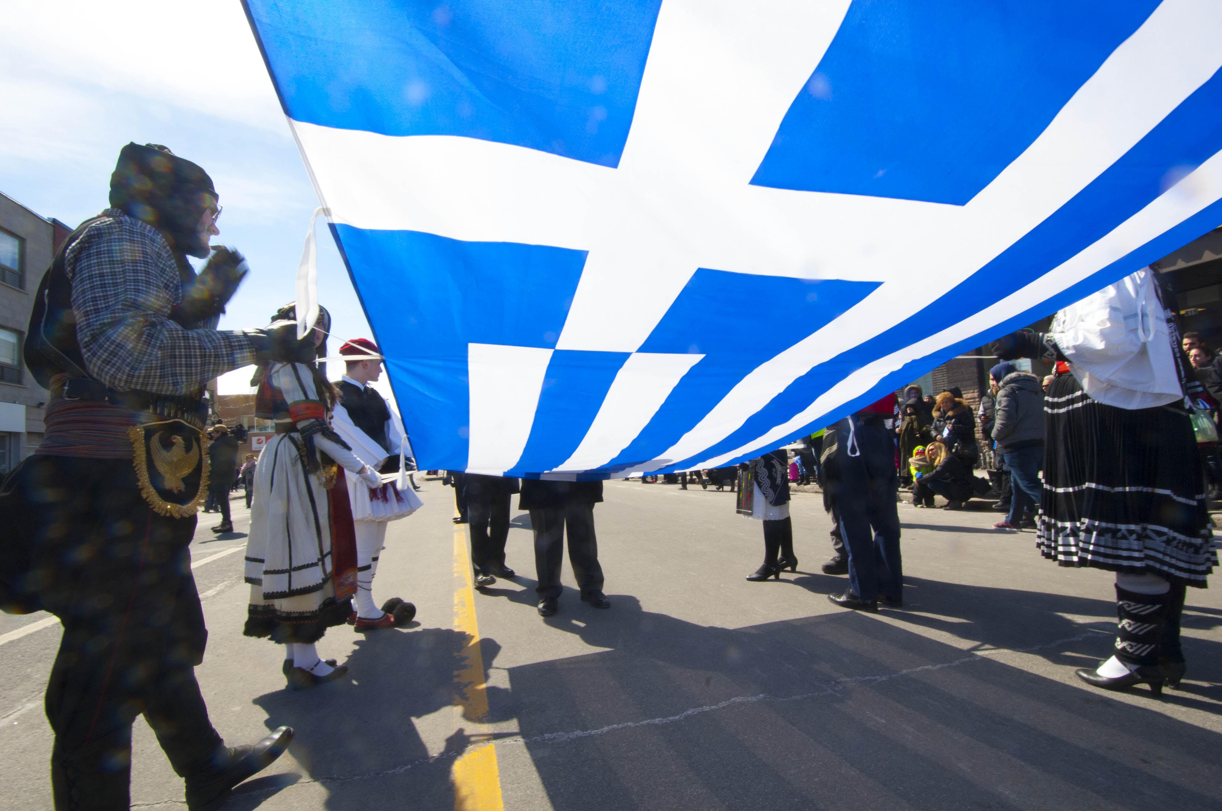 Greek National Holiday celebrations