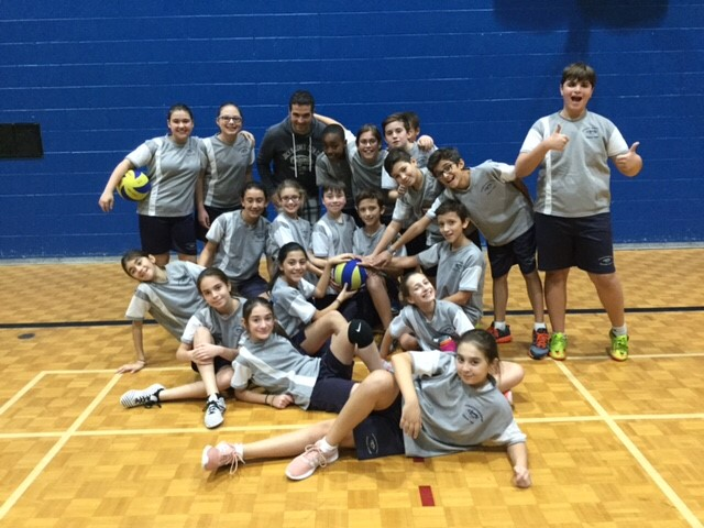 Demosthene begins its volleyball season strongly!