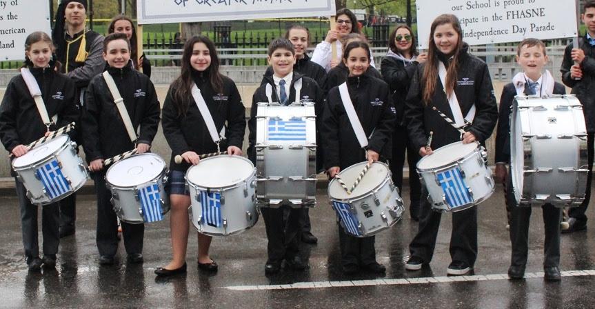 TROUPE DES TAMBOURS Défilés du 25 mars, de la St-Patrick et autres
