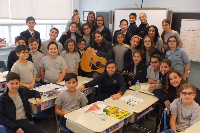 Gianni Bodo: teacher and rock star