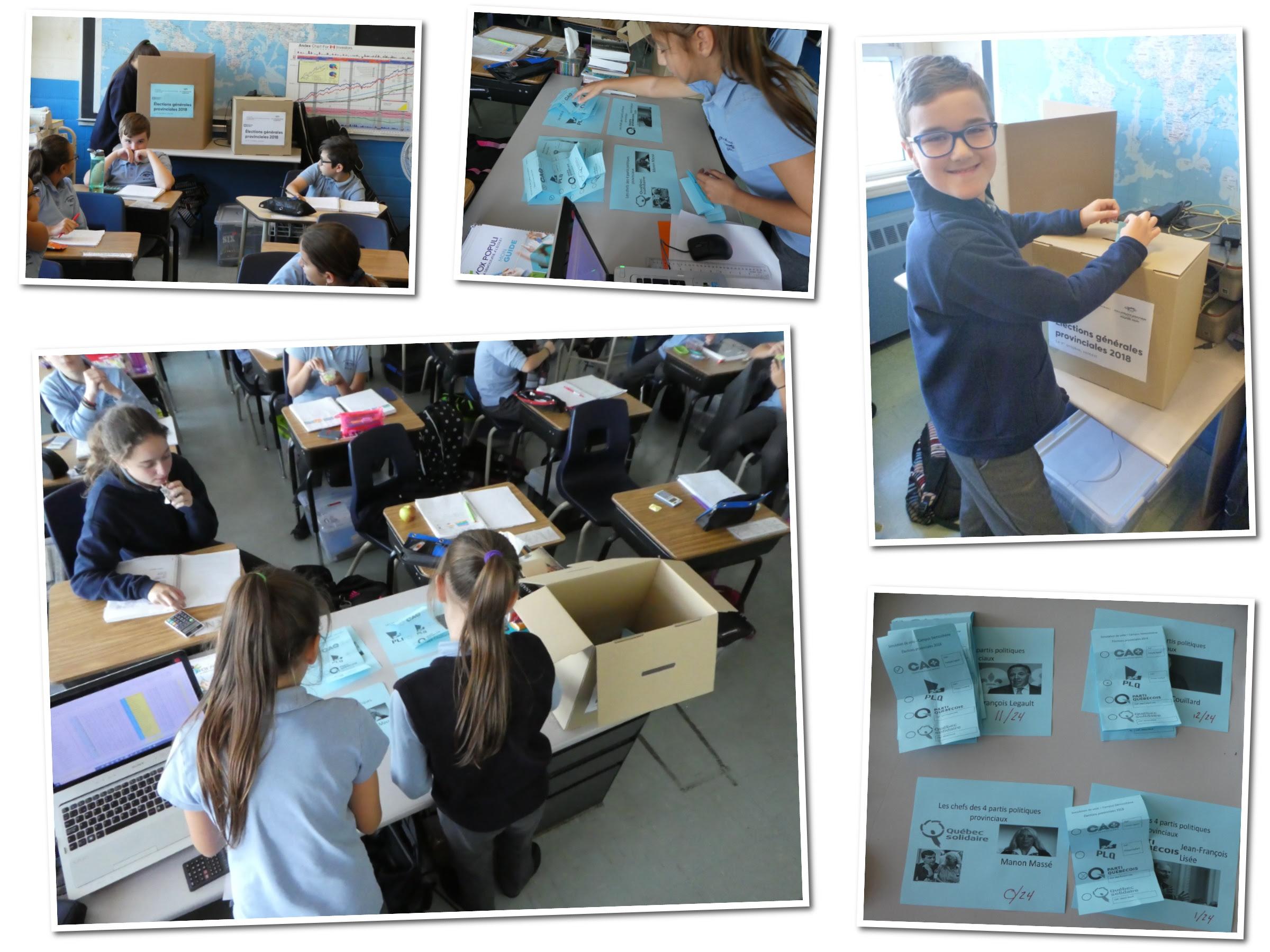 Στον Δημοσθένη και στον Σωκράτη III, οι μαθητές ψήφισαν επίσης!