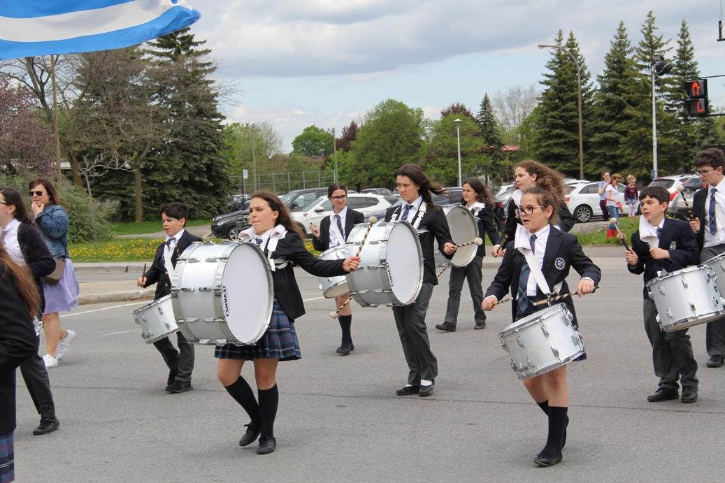 Délégation de la CHGM au défilé de l'indépendance arméniennne