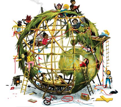Journée mondiale du livre pour enfants à Socrates III